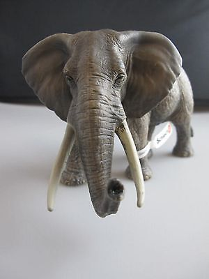 Schleich World of Nature , Afrikanischer Elefantenbulle   NEU 14656