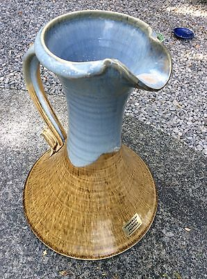 Stoneware Jackson large jug. Immaculate condition! 9 inches tall & 6 inch base.