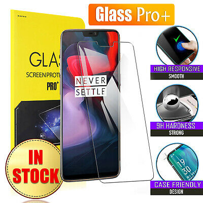 Tempered Glass Screen Protector Guard For OnePlus One Plus Two 2 3 3T | 5 5T | 6