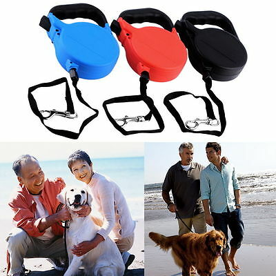 8M Pet Dog Cat Puppy Automatic Retractable Traction Rope Walking Lead Leash OK