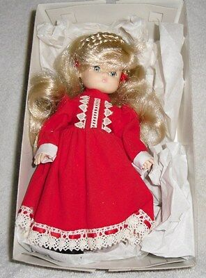 Effanbee Special Moments Doll of the Month - February