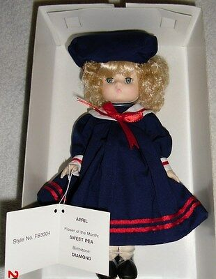 Effanbee Special Moments Doll of the Month - April