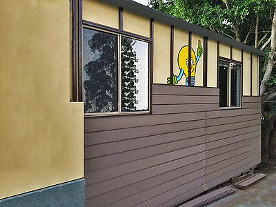 New Wall Panelling & Cladding - 2900/150/20 - ECW Eco-Composite Wood - Rubicab