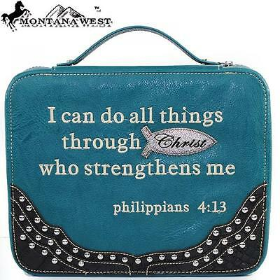 Montana West Bible Verse Collection  Bible Cover