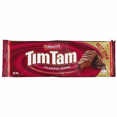 Tim Tam Classic Darl Chocolate Biscuit Cookie 165g