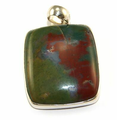Sterling Silver Fancy Jasper Pendant Jewellery PEND415