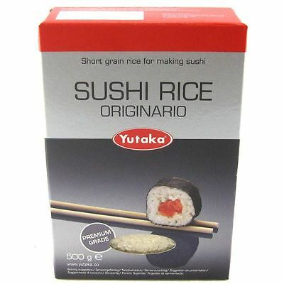 Sushi Rice for Japanese Dishes - 500g • AUD 4.29