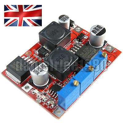 DC-DC Step Up Down Boost Buck Voltage Converter Module CC/CV LM2577S LM2596S