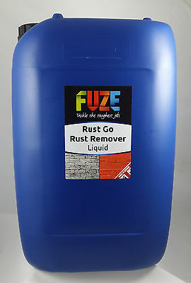 Rust Go -  Rust Remover, Rust Treatment, Remove Rust - 25 litres