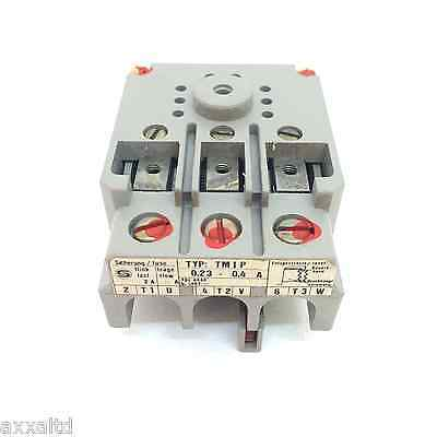 Overload Relay TMIP0.23-0.4A Starkstrom TMIP-0.23-0.4A