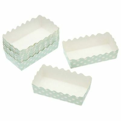 Pack of Twelve Mini Loaf Baking Boxes - Perfect Bread