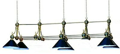 Full size Snooker table luxury light fitting shade lighting SPECIAL OFFER PRICE