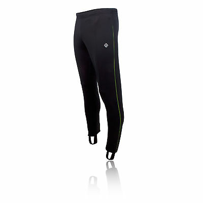 Ronhill Classic GT Trackster Mens Black Running Cycling Sports Pants Bottoms