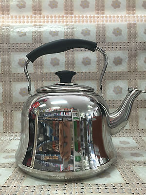 NEW Stainless Steel Whistling Kettle 6.0L
