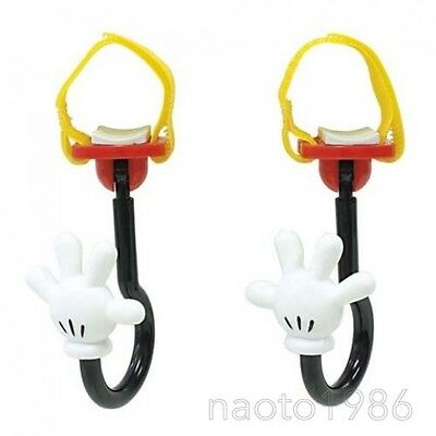 BD-101 NAPOLEX Disney Mickey Stroller Hook from Japan (with Tracking Number)