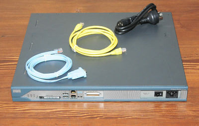 Cisco2811 Integrated Services Router 6MthWty TaxInv CCNA CCNP **Read Condition**