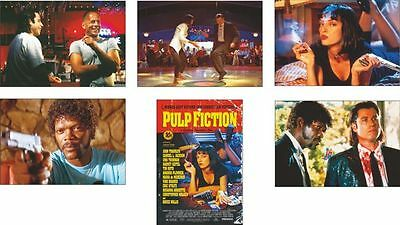 Pulp Fiction Great New POSTCARD Set