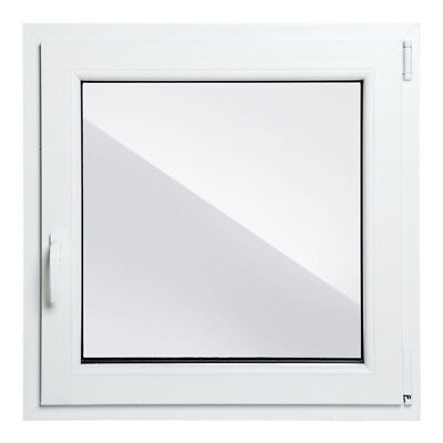 uPVC TILT - TURN BEST PRICE PVC Double Glazed Window Frame and Glass