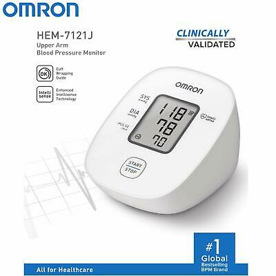 Brand New OMRON BLOOD PRESSURE MONITOR HEM 7121 replaces 7120 New model