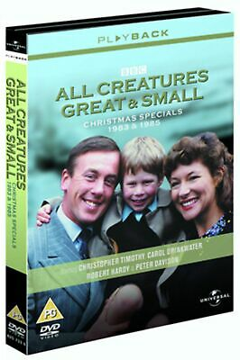 All Creatures Great and Small: Christmas Specials [DVD]