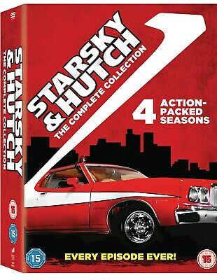 Starsky and Hutch: The Complete Collection (Box Set) [DVD]