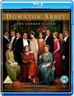 Downton Abbey: The London Season [Blu-ray]