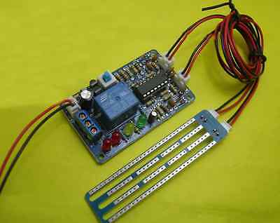 Electronic Liquid Level Controller Sensor Module Water Detection Sensor
