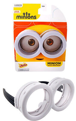 Despicable Me Minion Minions Costume Goggles Glasses Google Kevin Stuart Bob