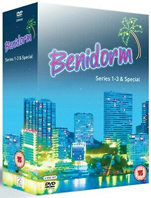 Benidorm: Series 1-3 and the Special (Box Set) [DVD]