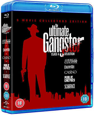 Ultimate Gangster Collection (Box Set) [Blu-ray]