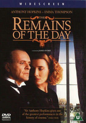 The Remains of the Day (Widescreen) [DVD]