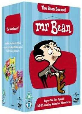 Mr Bean - The Animated Adventures: Volumes 1-6 (Box Set) [DVD]