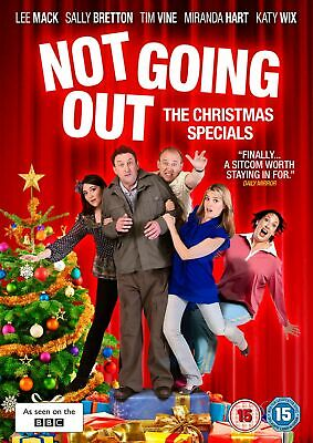 Not Going Out: The Christmas Specials [DVD]