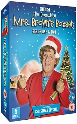 Mrs Brown's Boys: Complete Series 1 and 2/Christmas Special (Box Set) [DVD]