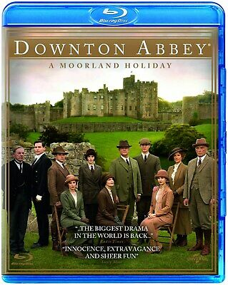 Downton Abbey: A Moorland Holiday [Blu-ray]