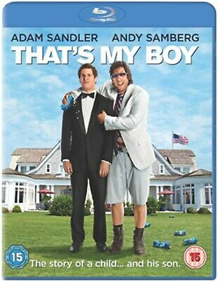 That's My Boy (with UltraViolet Copy) [Blu-ray]