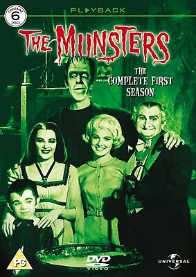 The Munsters: Series 1 (Box Set) (Box Set) [DVD]