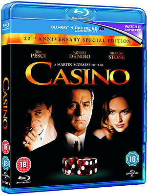 Casino (20th Anniversary Edition) [Blu-ray]