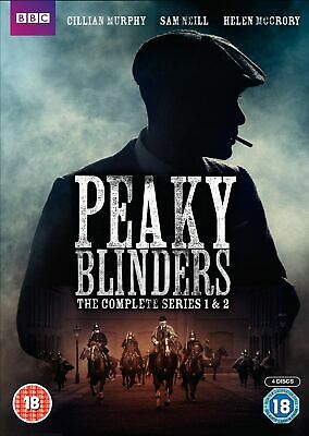 Peaky Blinders: The Complete Series 1 and 2 [DVD]
