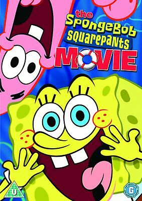 SpongeBob Squarepants: The Movie [DVD]