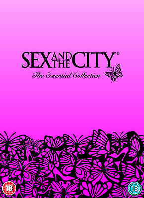 s** and the City: The Essential Collection - Series 1-6 (Box Set) [DVD]
