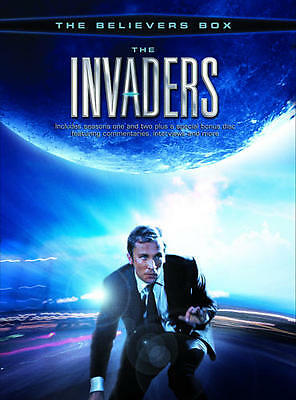 The Invaders: The Believers Box (Box Set) [DVD]