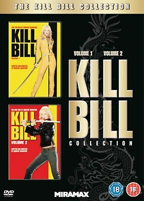 Kill Bill: Volumes 1 and 2 (Box Set) [DVD]