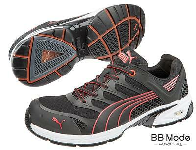 Puma Fuse Motion Red Low S1P, 642540-210