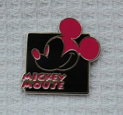 Disney 90972 Mickey Expression Mystery Smiling Pink FREE Shipping after 1st PIN