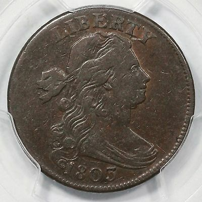 1803 S-249 PCGS VF 30 100/000 Draped Bust Large Cent Coin 1c