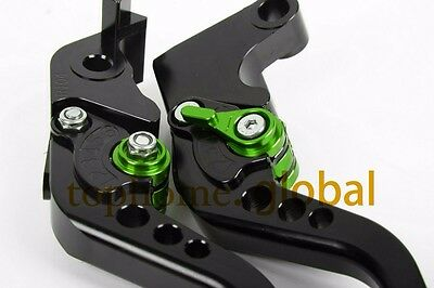 For Kawasaki Versys 650/1000 VULCAN/S 650 2015-2019 Short Clutch Brake Levers BG
