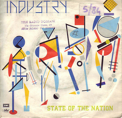 1582 Industry State Of The Nation 7""