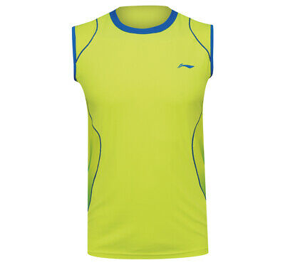 Li Ning Tank Young China 087   Badminton Tischtennis Polo