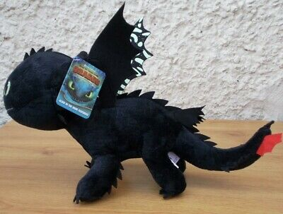 How To Train Your Dragon Toothless Night Fury Soft Plush Toy New 18inch
